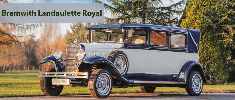Bramwith Landaulette Royal