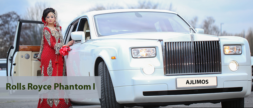 Rolls Royce Phantom I, Wedding Cars