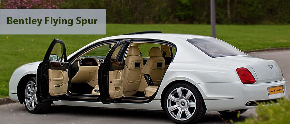 Bentley Flying Spur, Wedding Cars